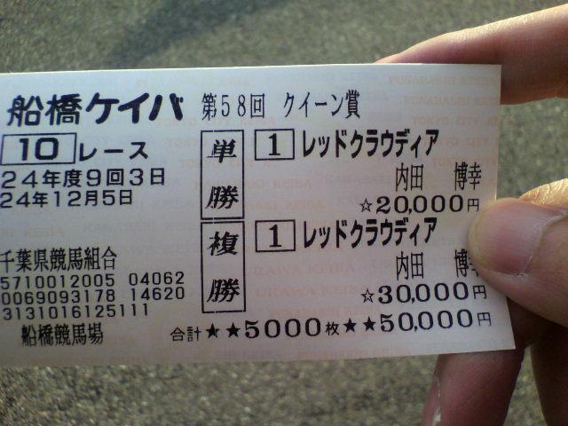 クイーン賞